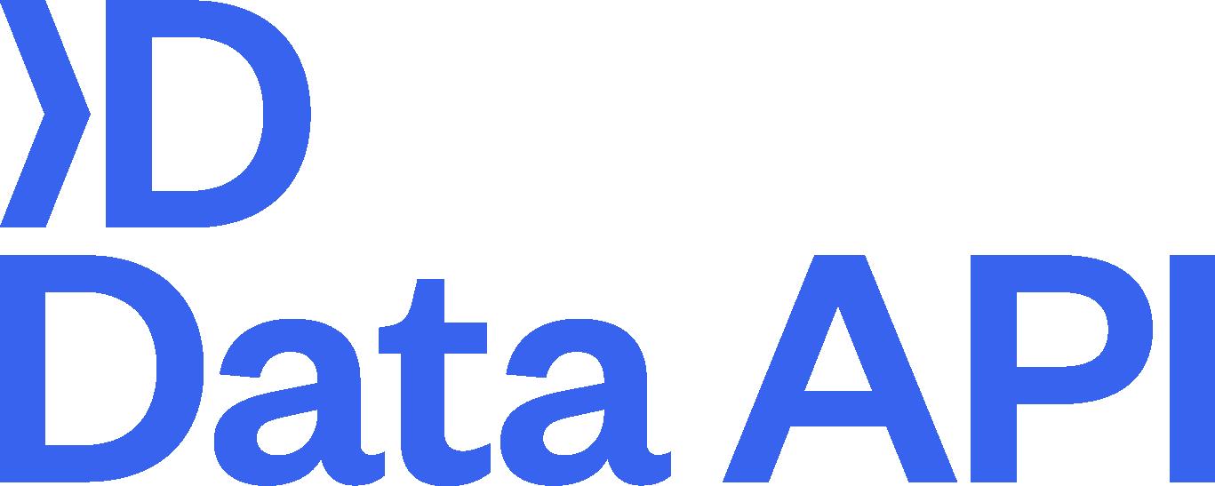 dataAPI logo